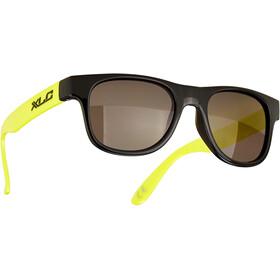 XLC Kentucky SG-K03 Sonnenbrille Kinder schwarz/gelb